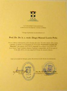 Certificado delitos omisión UCA