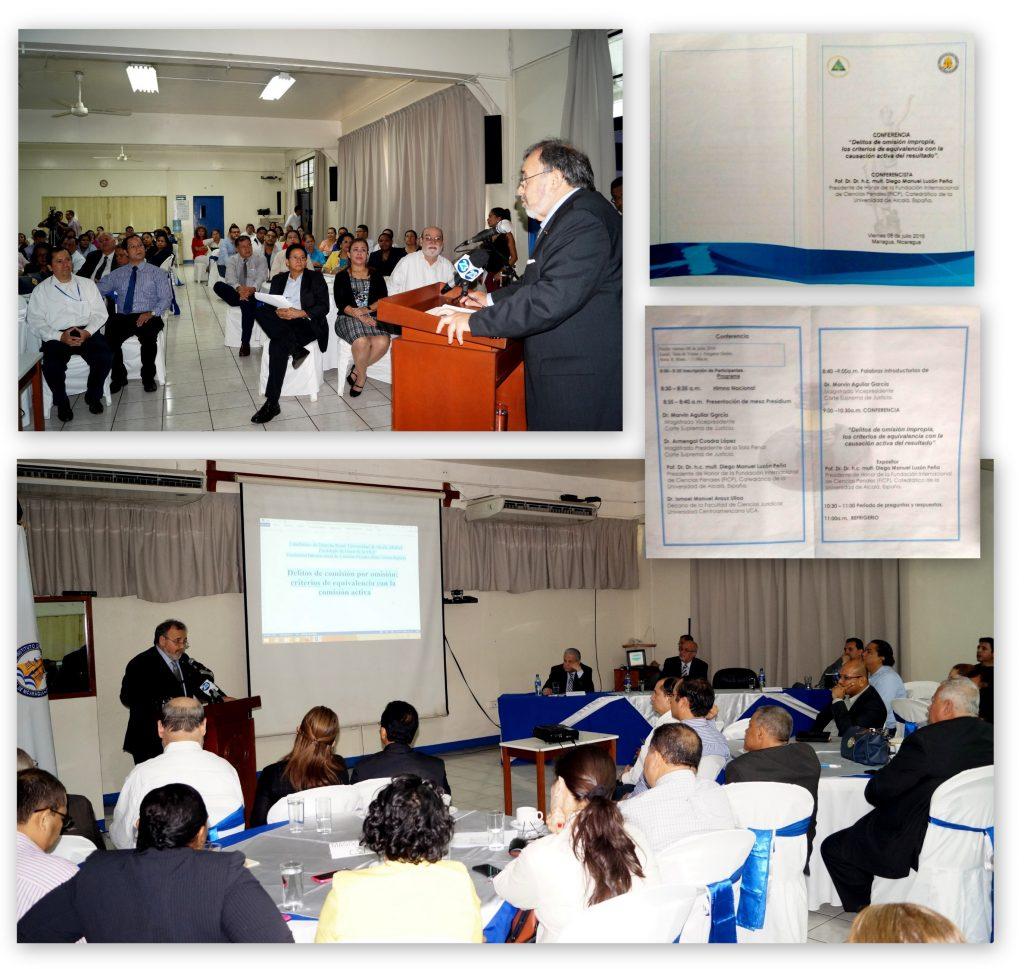 Collage CSJ Nicaragua 2
