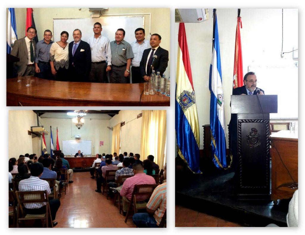 Collage Nicaragua León
